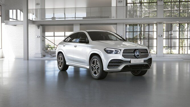 GLE 450 4MATIC купе